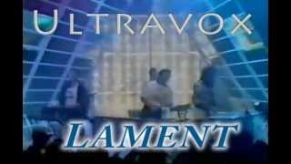 Ultravox - Lament (Full Version, stereo)