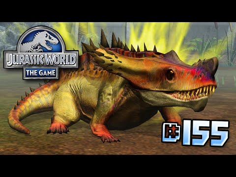 SUPER FLAFFY! || Jurassic World - The Game - Ep 155 HD