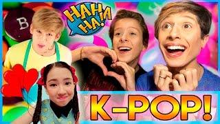 Baixar REAGINDO A K-POP! 😱