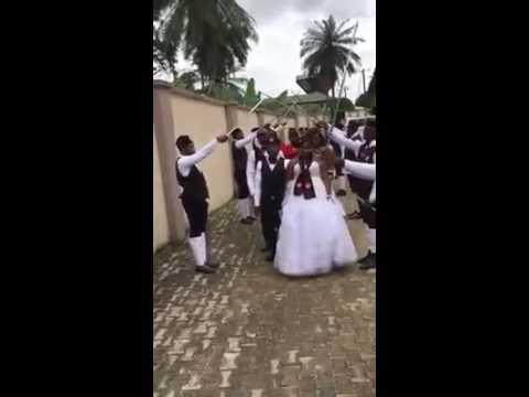 Nonsmen wedding (ARO) comfratanity