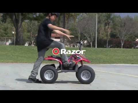 Razor Dirt Quad [HD]