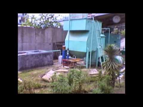 sewage treatment plant for hotels