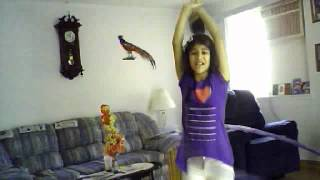 hula hooping call me maybe Thumbnail