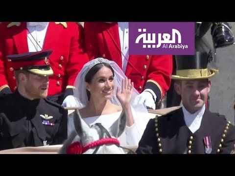 صباح العربية | الأمير هاري وميغان يودعان رسميا حياة الملوك  - نشر قبل 1 ساعة