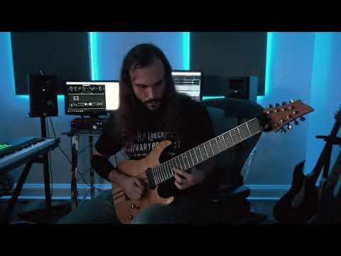 Manuel Barbará - Moonrise (Guitar/Bass Playthrough)