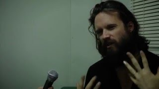 """Father John Misty """"Maybe I'm just a deeply repressed old-fashioned person"""" - Improved sound"""
