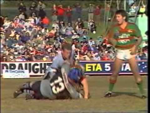 Souths V Cronulla 1987 At Redfern Oval
