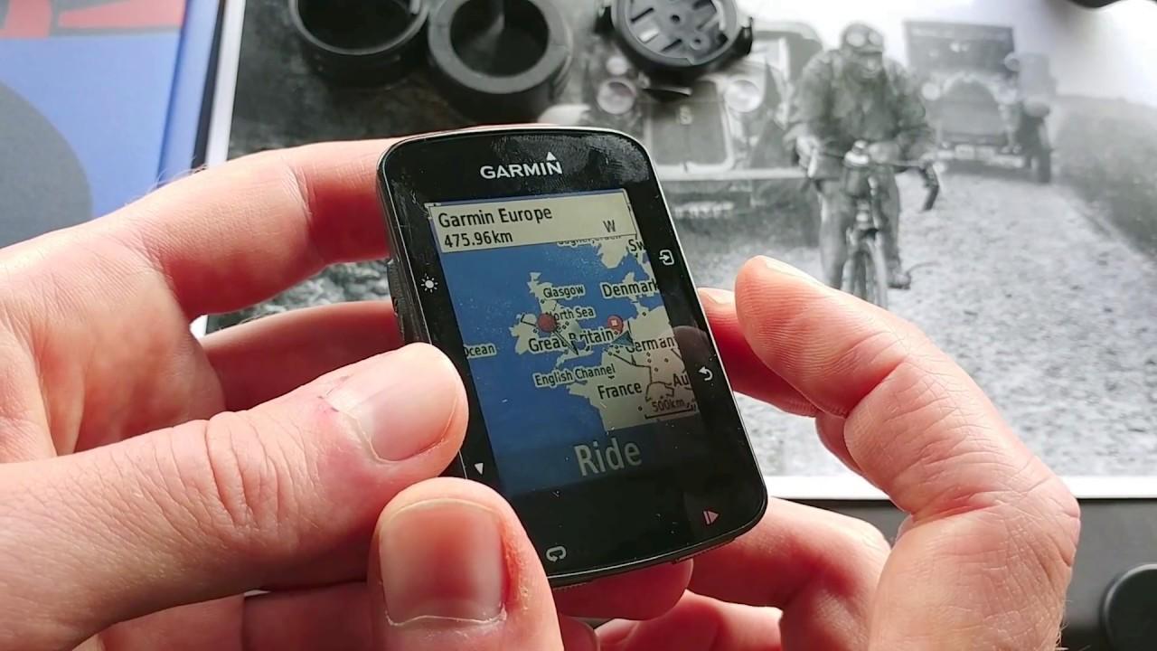 Garmin Edge 520Plus Navigation in-depth Review! (vs 820 vs 1030)
