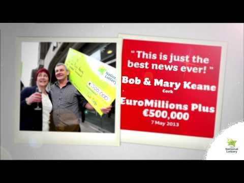 National Lottery Winners 2013