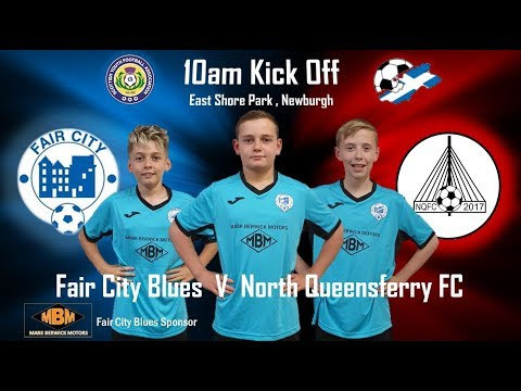 Fair City Blues V North Queensferry 2007's