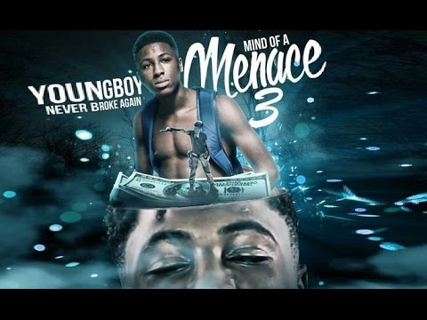 NBA Youngboy - Stepped On (Mind Of A Menace 3)