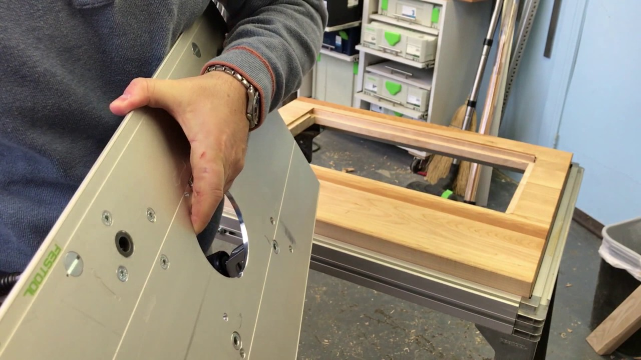 Router table for a festool of2200 and cms insert youtube router table for a festool of2200 and cms insert greentooth Images