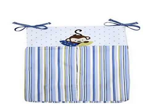 Get Little Bedding By NoJo 3 Little Monkeys 10 Piece Crib Bedding Set, Boy Deal