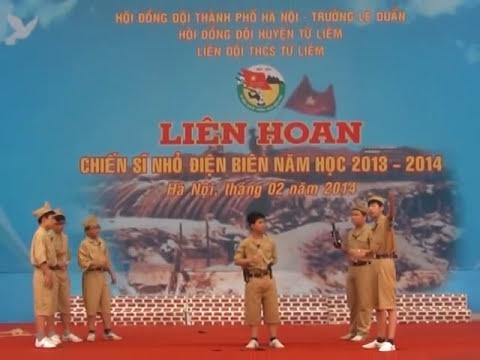 Liên hoan chiến sỹ nhỏ Điện Biên phần 3