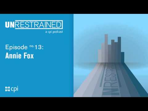 """How do you teach kids to be """"good people""""? with Annie Fox (Unrestrained Episode 13)"""