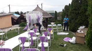 Свадебная церемония , декор , выездная церемония. Тамада, живая музыка , Viva дуэт 0992653512