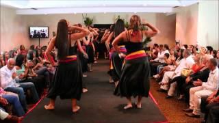 Coreografia de tambores - Barlovento