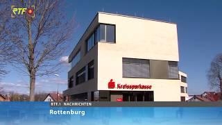 Neubau ohne Einweihung - Neue Regionaldirektion der Kreissparkasse Tübingen in Rottenburg steht