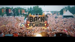 Da Tweekaz - Back And Forth ( Clip)