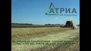 видео Жатка зерновая Case IH 2020