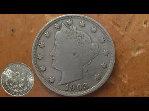 Liberty Head V Nickel: Know Your Coins!
