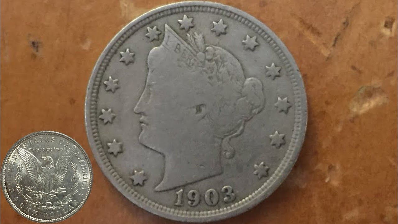 Liberty Head V Nickel Know Your Coins Youtube