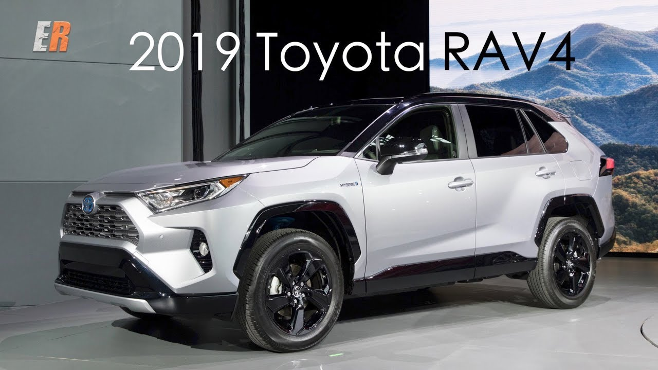 first look 2019 toyota rav4 adventure xse hybrid youtube. Black Bedroom Furniture Sets. Home Design Ideas