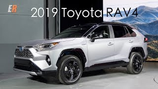 FIRST LOOK - 2019 Toyota RAV4 Adventure/XSE Hybrid