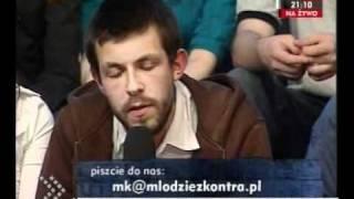 Młodzież Kontra 333: Lech Walicki (Nowa Prawica, UPR) vs Andrzej Lepper (Samoobrona RP)