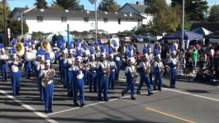South San Francisco HS - The Thunderer - 2009 Santa Cruz Band Review