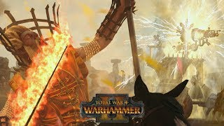 PYRO-BLAST - Empire vs Skaven // Total War: Warhammer II Online Battle
