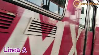 Concarril FM 86 (FM.08/FM.07) Tren CDMX