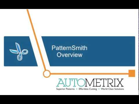 PatternSmith Quickstart 001 - Introduction and Overview