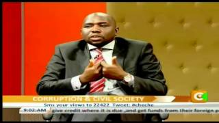 Cheche Corruption And The  Civil Society Part 3