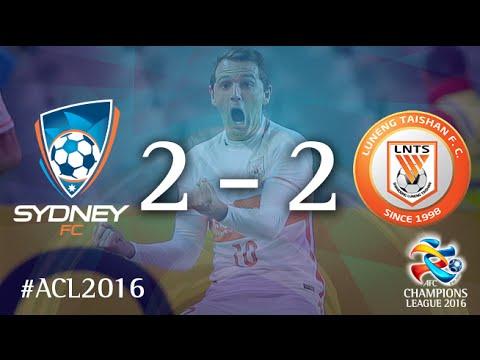 Sydney FC vs Shandong Luneng: AFC Champions League (RD16 - 2nd Leg)