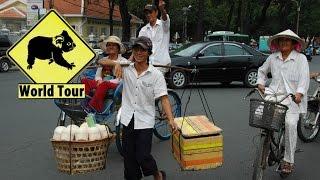 Saigon, ho chin minh au vietnam ( Tour du monde voyage voyages vacances sejour )