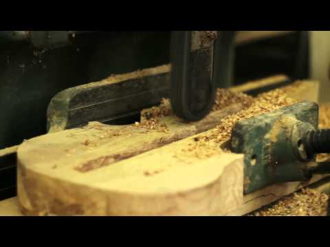 Woodcarver - Design & Crafts Council of Ireland