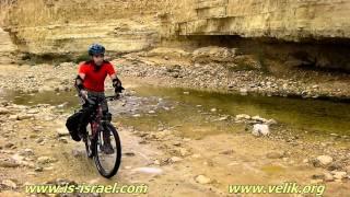 Велопоход. Эйн Хацева - нахаль Цин(Пустыня Центральный Негев, Израиль, 25.03.2011 Mountain biking. Israel. Ein Hatseva - Nahal Zin (Central Negev Desert)--- Подробное описание..., 2011-03-26T16:35:05.000Z)