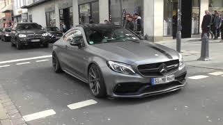 Dies war JP Performance Mercedes-Benz C63S AMG Coupé - Start Up SOUND!