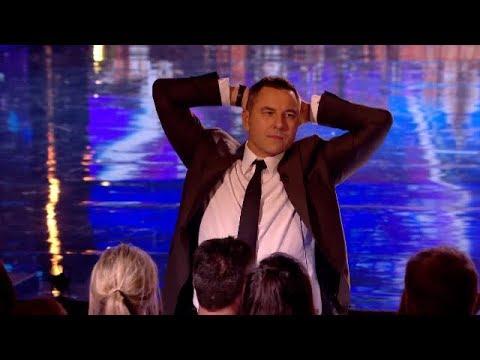 David Walliams all CRAZY Golden Buzzer Auditions Britain's Got Talent New Update