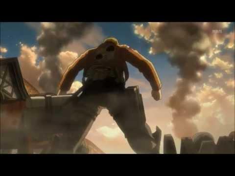 Shingeki no kyojin Titán blindado - acorazado