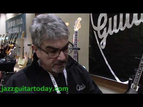Jazz Guitar Today - Rose Quarter Guitar Festival - PRS Guitars