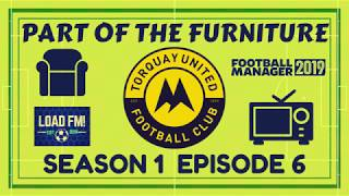 FM19 | Part of the Furniture | S1 E6 - FA Trophy Test | Football Manager 2019