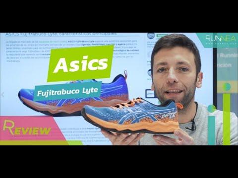Asics Fujitrabuco Lyte Review: Máxima velocidad en montaña