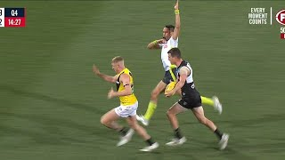 Port Adelaide vs Richmond All goals and highlights SECOND HALF | Round 11 2020