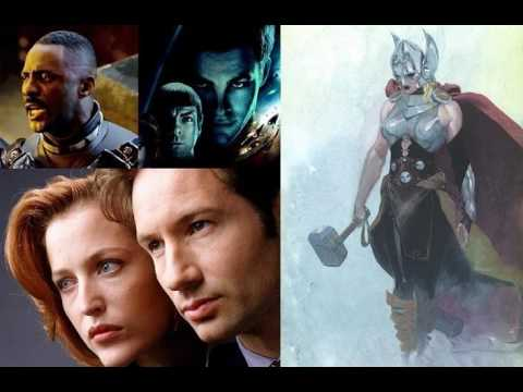The Monster Scifi Show Podcast - Scifi News for 3/28/15