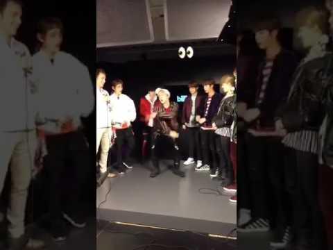 BTS jhope dancing on billboard