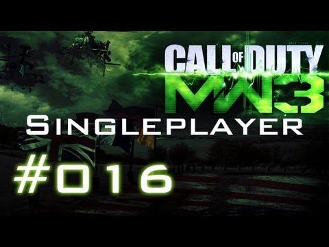 Call of Duty: Modern Warfare 3 Singleplayer