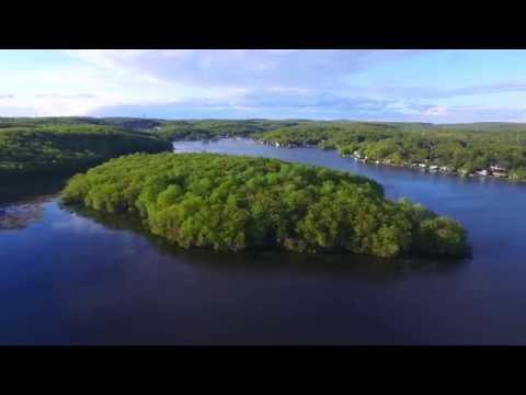Drone - Lake Hopatcong NJ 2016