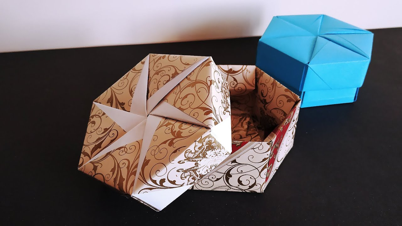 medium resolution of tomoko fuse hexagon box instruction